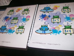 Alien Multiplication Game