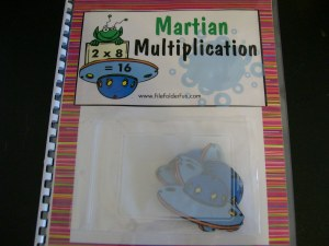 Martian Multiplication